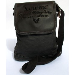 Borsa Borsello Uomo AVIREX Crossbody bag D-Day Brown/Gray AVX-DDY-F06