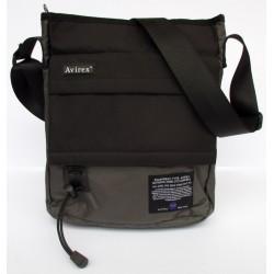Borsa Borsello Uomo AVIREX con porta tablet bag large Fly Dark Grey FLY-DKGY-5008-26