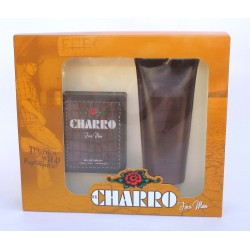 "El Charro for Man ""The New Wild"" 50ml EDP + Stimulating Energy Body & Hair Shower Gel 400ml"