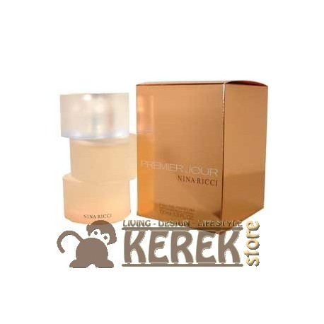 Premier jour Nina Ricci for women 50 ml Eau de Toilette EDT NUOVO O