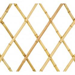 Traliccio in bamboo canna grossa naturale mt 1,80 x 0,90