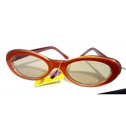 Occhiali da sole donna 7188-4 Naj-Oleari stile giovane, vivace, fresco, minimalismo anni '80