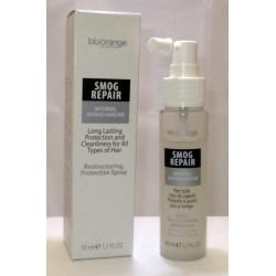 Blu Orange Smog Repair Spray Ristrutturante Antirottura 50 ml Puliti e protetti a lungo capelli sfibrati, deboli, stressati