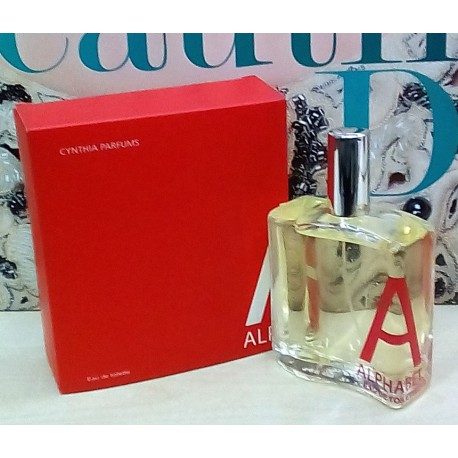 Alphabet Cynthia Parfums EDT 100ml Eau de Toilette Men OVP RARE