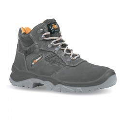 Scarpa antinfortunistica U Power Real S1P SRC Grey Tg: 39 40 42 44 45 47