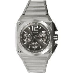 Orologio Breil TW0691 Gear Chrono con Cronografo, in acciaio 10ATM, quadrante grigio