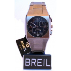 Orologio Breil Kult Crono Lady Bracc. 300390 in acciaio con data