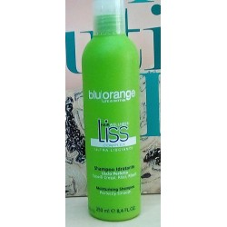 Liss Blu Orange Shampoo Idratante 250ml OVP