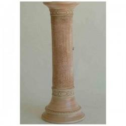 COLONNA LISCIA in polvere di marmo ricomposta
