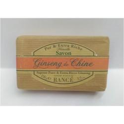 Sapone Rancé Sapone Puro Extra ricco di Ginseng 150 gr. Ginseng de Chine