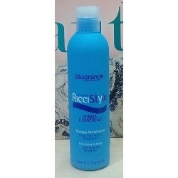 Ricci Style Blu Orange 250 ml Shampoo Rivitalizzante Capelli Ricci OVP