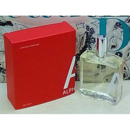 Alphabet Cynthia Parfums After Shave 50ml After Shave Men OVP RARE