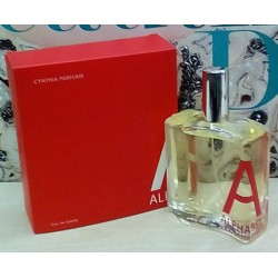 Alphabet Cynthia Parfums EDT 50ml Eau de Toilette Men OVP RARE