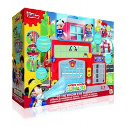 Caserma dei pompieri MICKEY MOUSE CLUB HOUSE - play set e accessori bambole