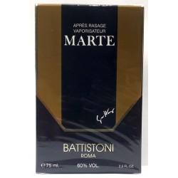 Marte Battistoni Uomo Après Rasage Vapo 75ml OVP
