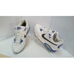 Scarpe Nike AIR MAX Classic BW Color Bianco/Azzurro