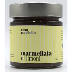 Marmellata di Limoni 290 gr - Specialità Gourmet Siciliana