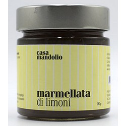 Lemon Jam 290 gr - Sicilian Gourmet Specialties