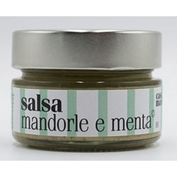 Almond and Mint Sauce © 120gr - Superb Sicilian Gourmet Specialties