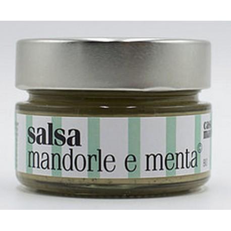 Salsa Mandorle e Menta © 120gr - Superba Specialità Gourmet Siciliana