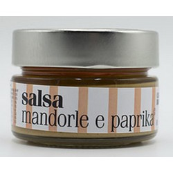 Almond and Paprika Sauce © 120gr - Superb Sicilian Gourmet Specialties