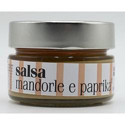 Salsa Mandorle e Paprika © 120gr - Superba Specialità Gourmet Siciliana