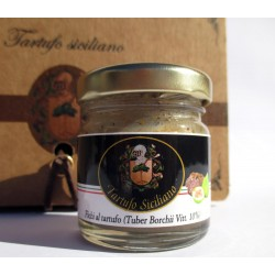 Sicilian figs with white truffles - Tuber Borchii Vitt. 10% - 30gr