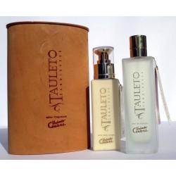 Profumo Tauleto Sangiovese EDT 100ml + Wine Body Lotion 125ml - confezione in legno