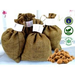Mandorle amare in guscio 4kg - Agricoltura Biologica SICILIA: bontà, resa calore