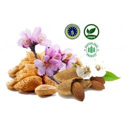 Mandorle dolci in guscio dure 2Kg - Agricoltura Biologica SICILIA: bontà, resa calore