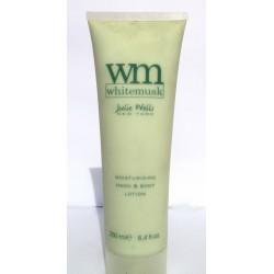 WM whitemusk Julie Wells New York - Moisturizing Hand & Body Lotion 250ml