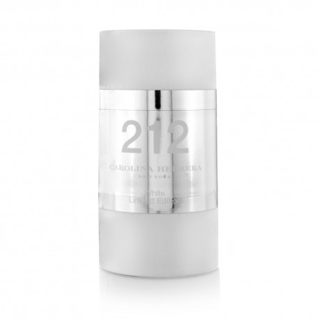 212 Carolina Herrera New York White Limited Edition - Rare Original - Discontinued