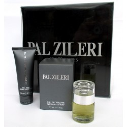 Profumo Pal Zileri EDT 30ml + All Over Body Shampoo 75ml Uomo - Made in Italy 2002