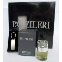 Profumo Pal Zileri EDT 30ml + Portachiave key-ring - Made in Italy 2002
