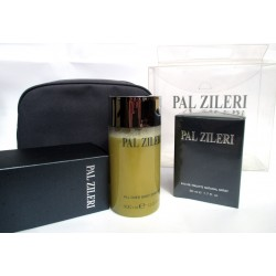 Profumo Pal Zileri EDT 50ml Uomo + Shower Gel 400ml + Beauty Case - Made in Italy Vintage Milano