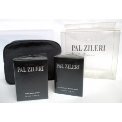 Profumo Pal Zileri EDT 50ml Uomo + After Shave 50ml + Beauty Case - Made in Italy Vintage Milano