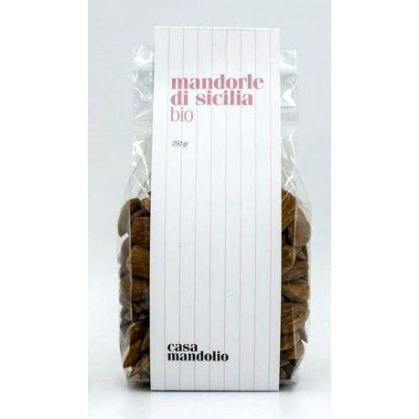 MANDORLE AL NATURALE BIO