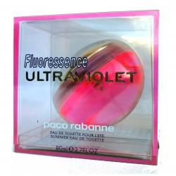 Ultraviolet Fluoressence Paco Rabanne for women Eau de Toilette 80ml OVP