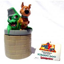 Scrappy Doo by SCOOBY DOO, RARO da Collezione e Vintage: Schiuma da bagno e doccia