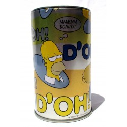 Salvadanaio The Simpsons D'OH mmmmm, Donuts! Vintage Rare (Mat Groening)