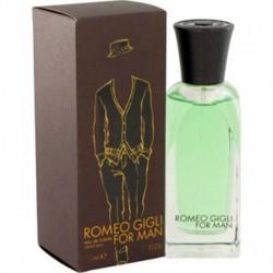 Romeo Gigli For Man 125ml EDT vapospray - Original Italy Parfum