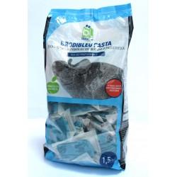 RATTINONE GRANO, esca per topi in cereali al cioccolato uso professionale per interni ed esterni 1,5KG
