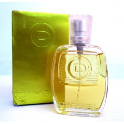 Diesel EDT Spray 40ml for men - yellow (giallo) rare version - discontinued made in Italy