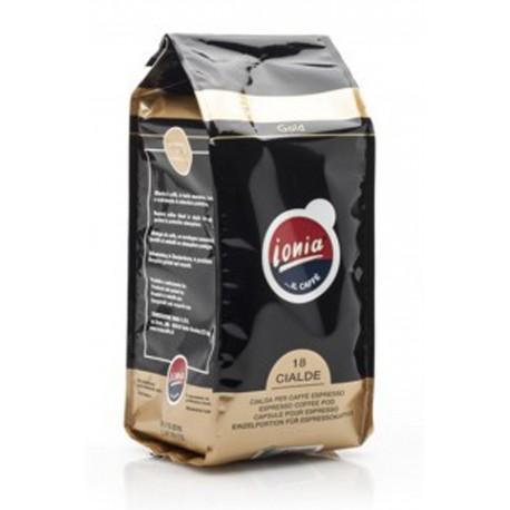 Cialde Ese 44 Ionia Caffe qualità oro confezione da 18 cialde