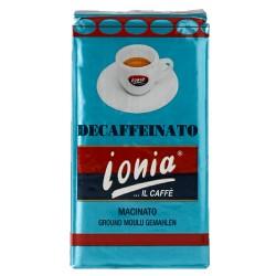 Caffè Ionia Decaffeinato macinato 250g, Miscela di Sicilia | Catania Etna