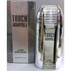 Touch Grigioperla Lotion Apres Rasage 50 ml Dopobarba Aftershave