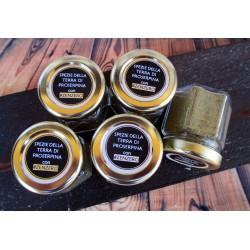 Miscela pura di Spezie ZENZERO condimento bbq erbe aromatiche con peperoncino,x5, SICILIA