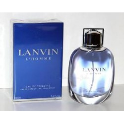 Lanvin L`Homme Lanvin for men EDT 100ml Eau de Toilette OVP