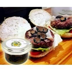 Fette a scaglie di Tartufo Nero Estivo 25g per secondi piatti, carni, hamburger gourmet