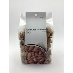 Shelled Organic Natural Almonds 500gr Sicilian natural first choice ITALY
